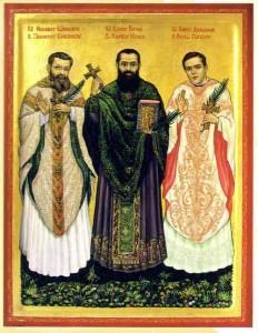 Chân phước Kamen, Pavel và Josaphat